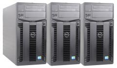 Lot de 3 Serveurs Dell Poweredge T310