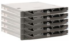 Lot de 5 Serveurs Dell Poweredge R210 Rack 1U